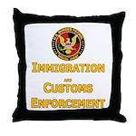ICE 3 BPatrol  Throw Pillow