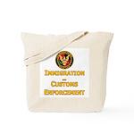 ICE 3 BPatrol  Tote Bag