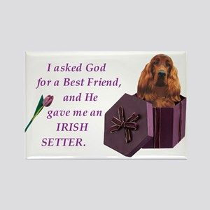 I Asked God -RecMag -IrishSetter,Red Magnets