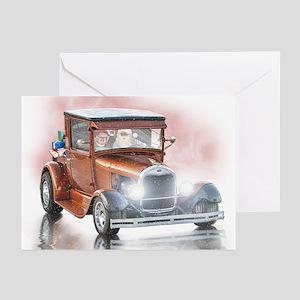 Rat Rod Studios Christmas Cards 18 (Pk of 10)