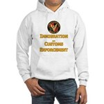 ICE 5 ICE Seal Hooded Sweatshirt