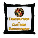 ICE 5 ICE Seal Throw Pillow