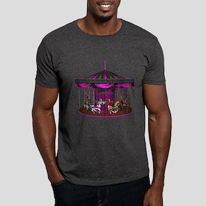 The Purple Carousel Dark T-Shirt