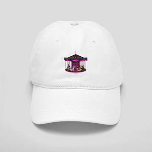 The Purple Carousel Cap