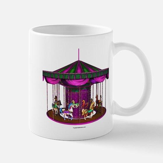 The Purple Carousel Mug