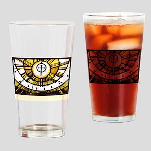 Sunlight and Faith Drinking Glass