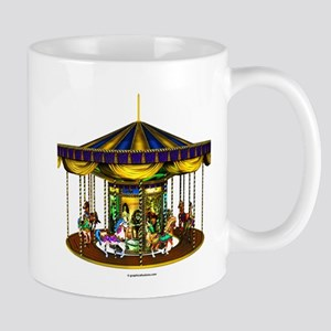 The Golden Carousel Mug