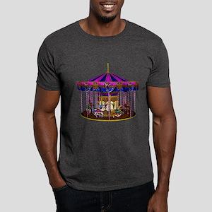 The Pink Carousel Dark T-Shirt