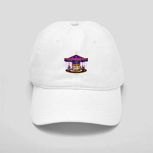 The Pink Carousel Cap