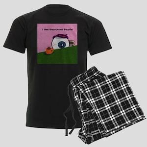 Recovered Men's Dark Pajamas