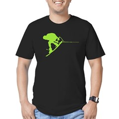 Green Wakeboard Back Spin T