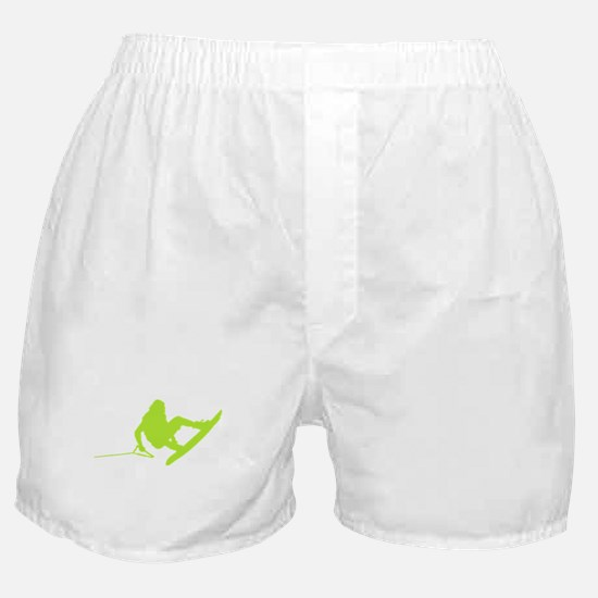 Green Wakeboard 360 Handle Pa Boxer Shorts