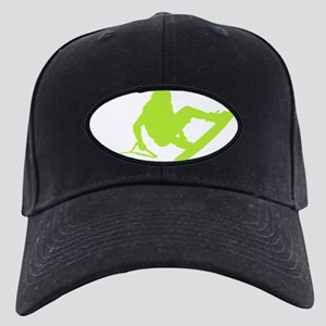 Green Wakeboard 360 Handle Pa Black Cap
