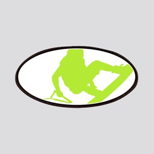 Green Wakeboard 360 Handle Pa Patches
