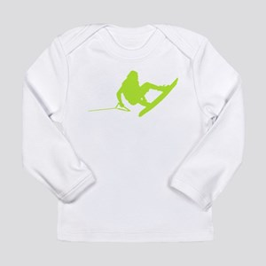 Green Wakeboard 360 Handle Pa Long Sleeve Infant T