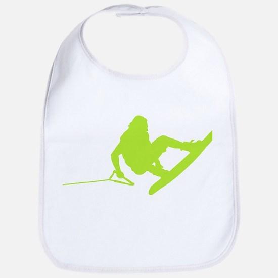 Green Wakeboard 360 Handle Pa Bib