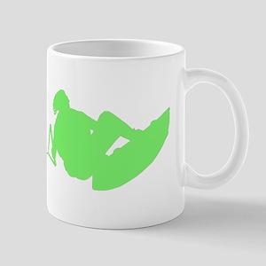 Green Indy Tantrum Mug