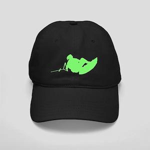 Green Indy Tantrum Black Cap