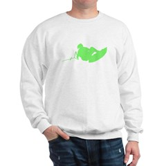 Green Indy Tantrum Sweatshirt