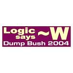 Logic says