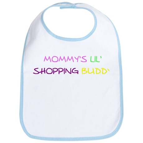 Ahopping Buddy Bib