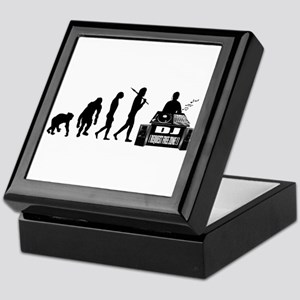 DJ Evolution Keepsake Box