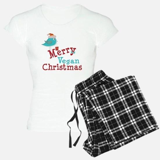 Merry Vegan Christmas Pajamas