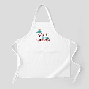Merry Vegan Christmas Apron