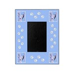 Downy Woodpecker Picture Frame