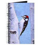 Downy Woodpecker Journal