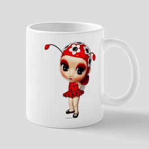 Little Miss Ladybug Mug