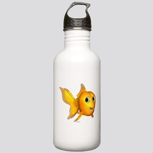 Goldie Toon Goldfish Stainless Water Bottle 1.0L