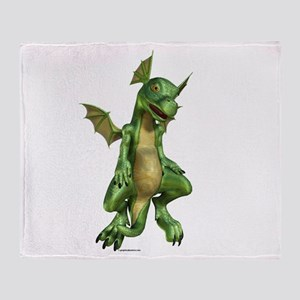 Baby Dragons: Drago Throw Blanket