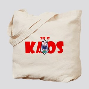 Zis is Kaos! Tote Bag