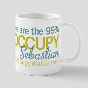 Occupy Sebastian Mug