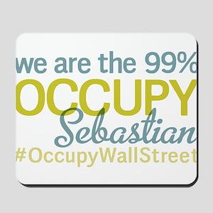Occupy Sebastian Mousepad