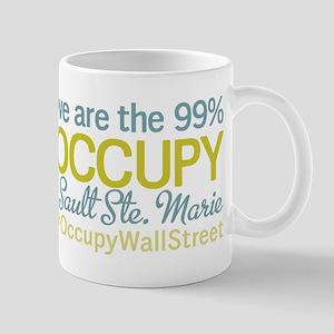 Occupy Sault Ste. Marie Mug