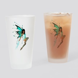 The Aqua Fae Drinking Glass