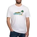 Beach Bum Fitted T-Shirt
