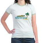 Beach Bum Band Jr. Ringer T-Shirt