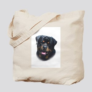 A Special Rottweiler Tote Bag