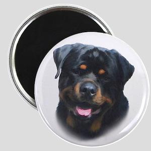 A Special Rottweiler Magnet