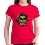 Sugar Skull Women's Dark T-Shirt