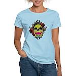 Sugar Skull Women's Light T-Shirt