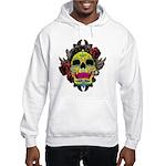 Sugar Skull Hooded Sweatshirt