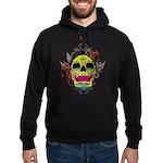 Sugar Skull Hoodie (dark)