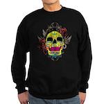 Sugar Skull Sweatshirt (dark)