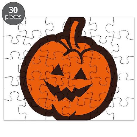 Jack O Lantern Puzzle