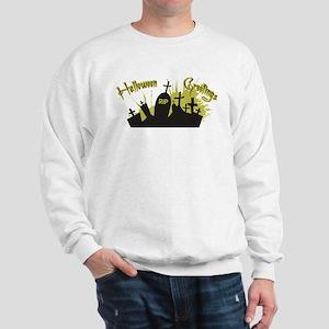 Halloween Greetings Sweatshirt