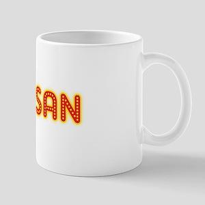 Susan in Movie Lights Mug